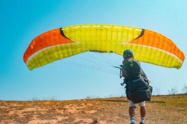 bandipur-paragliding