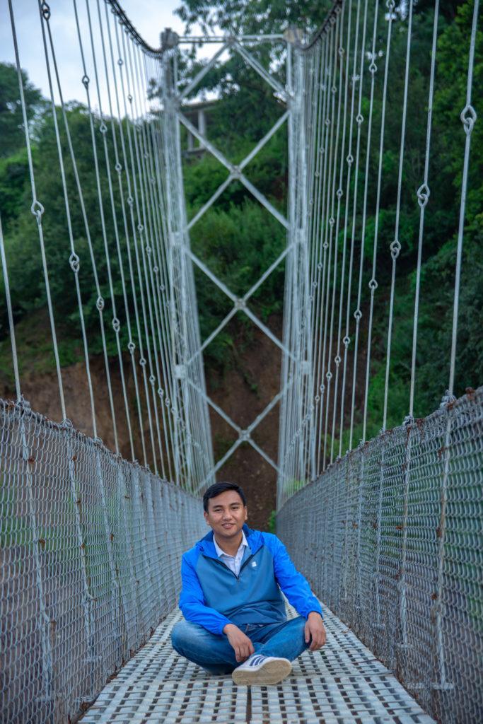 bridge khokhana kathmandu