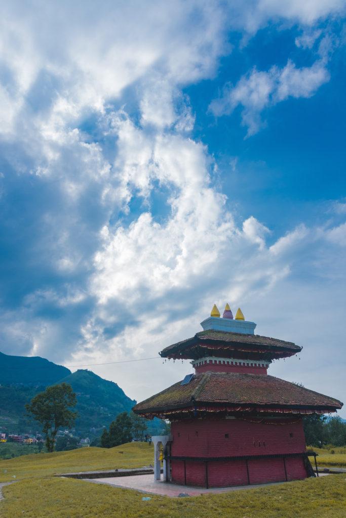 khokhana sikali temple